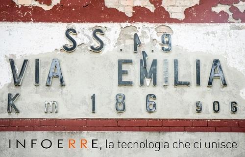 Via Emilia - InfoeRRe la tecnologia che ci unisce
