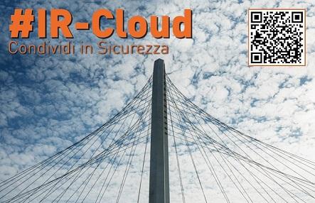 #IR-Cloud: condividi in sicurezza