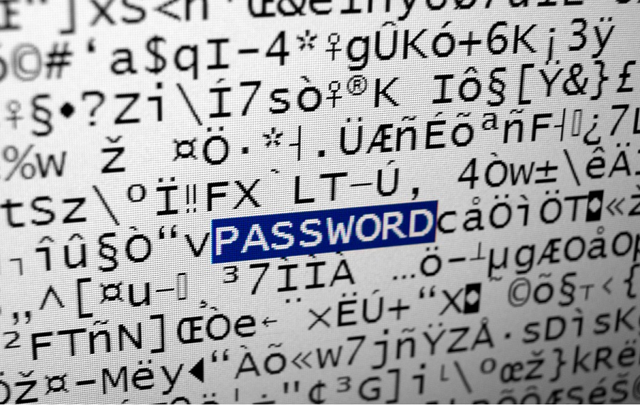 password peggiori del 2019